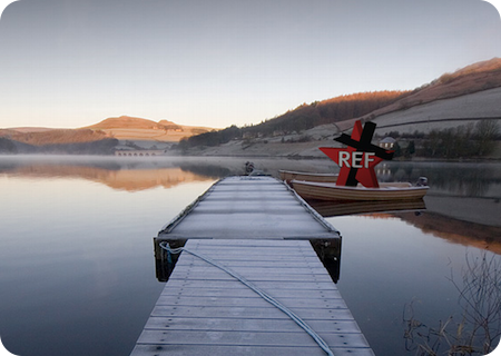 Foto: REF unter Verwendung des Fotos »Frosty Ladybower« Rick Harrison – CC Some rights reserved